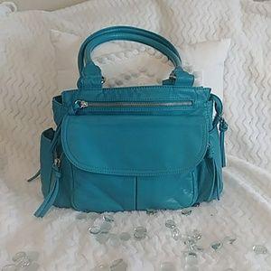 NWOT Bueno Torquiose handbag
